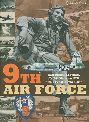 9th Air Force By Pons, Gregory/ Gohin, Nicholas (ILT)